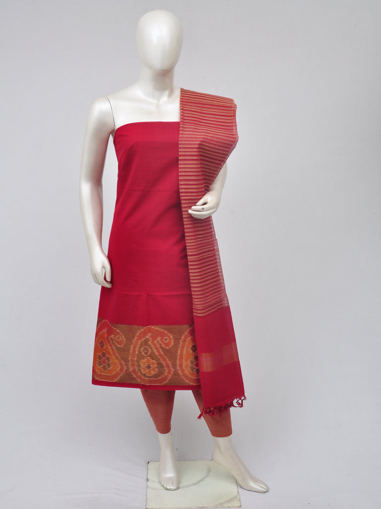 Cotton Woven Designer Dress Material [D70426008]
