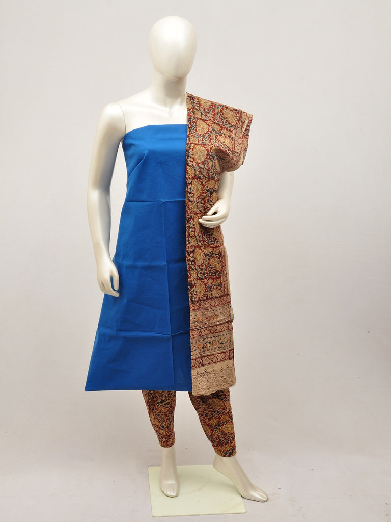 kalamkari dress material [D14000004]