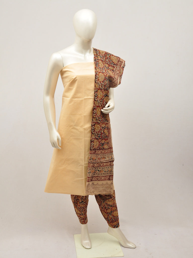 kalamkari dress material [D14000007]