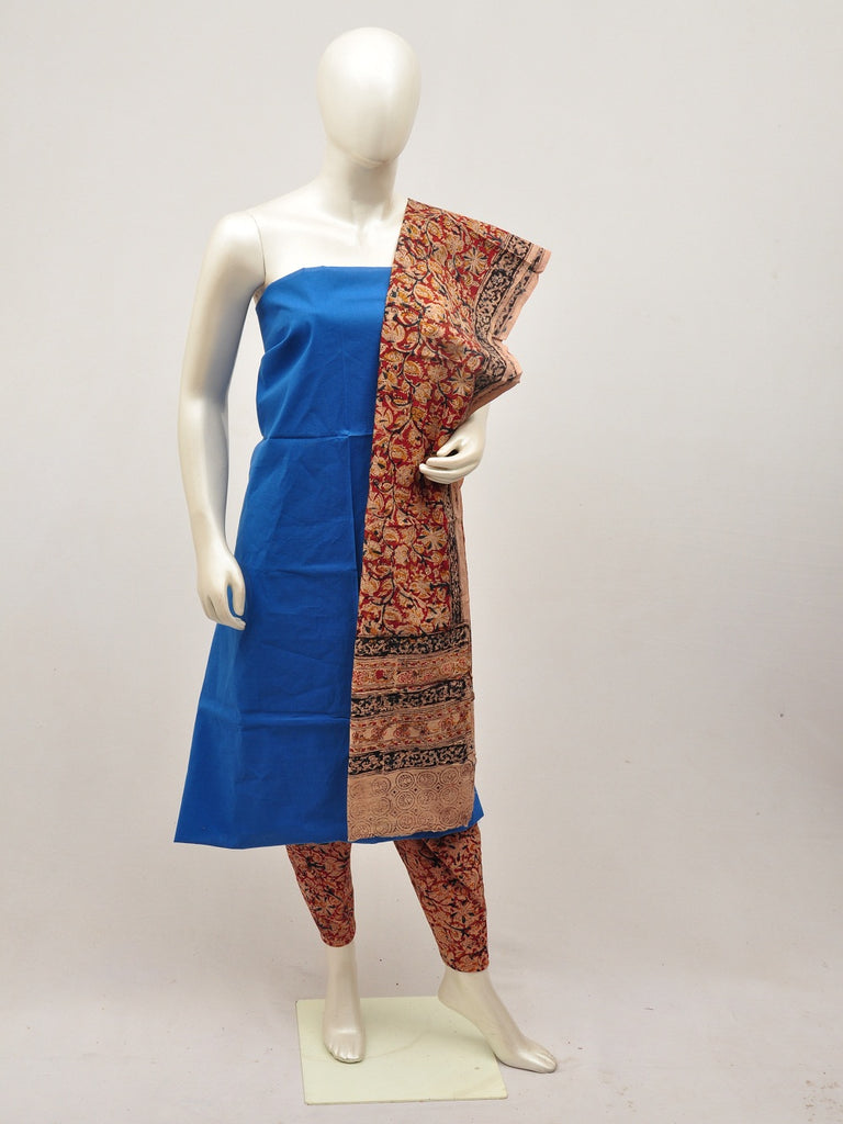 kalamkari dress material [D14000009]