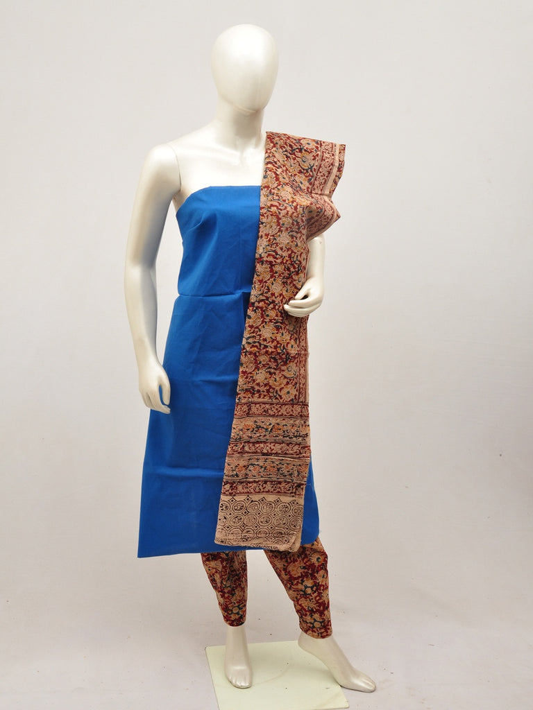 kalamkari dress material [D14000014]