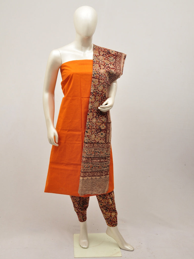 kalamkari dress material [D14000019]