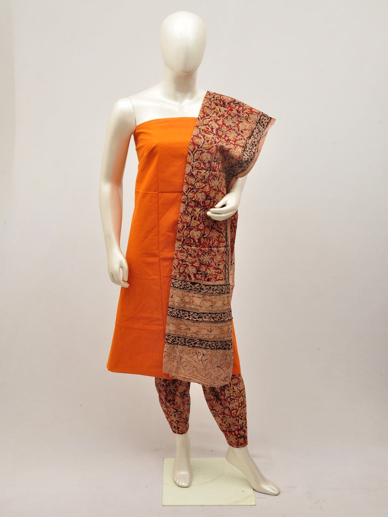 kalamkari dress material [D14000025]