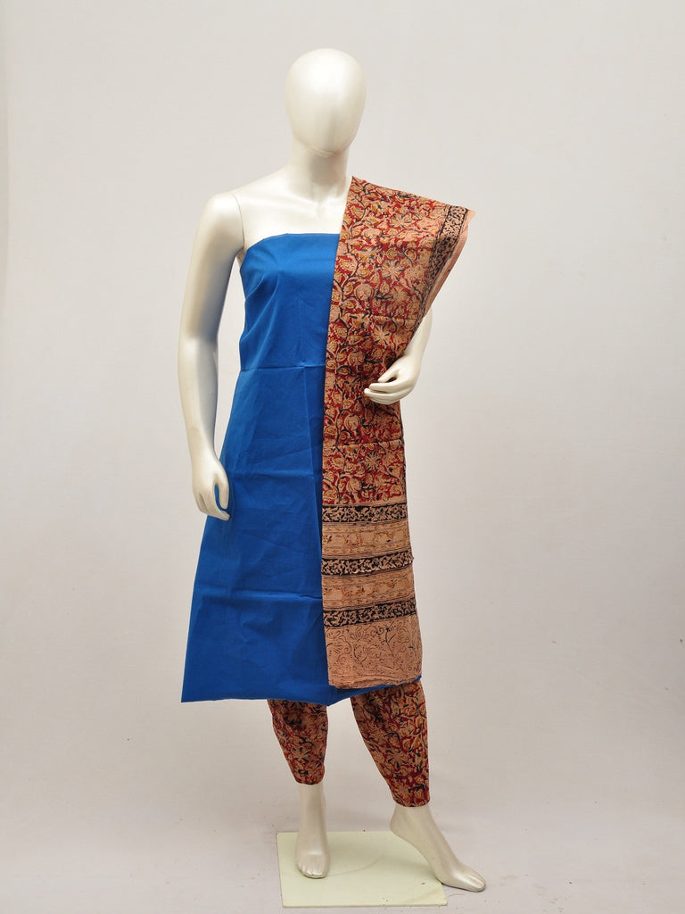 kalamkari dress material [D14000027]