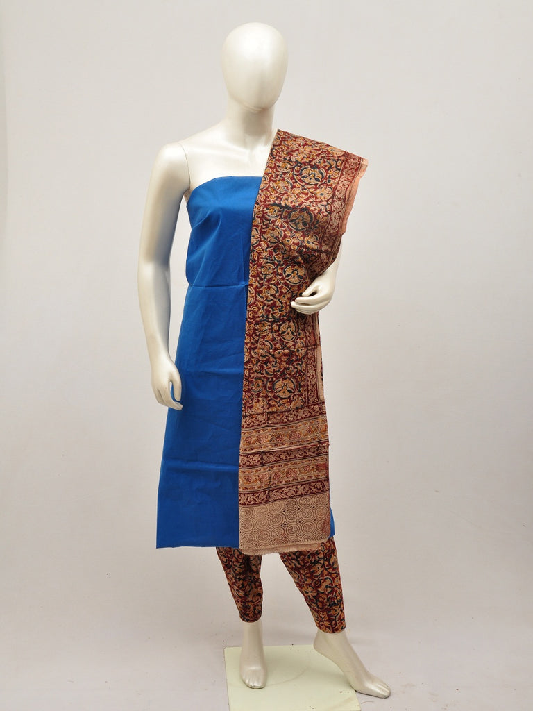 kalamkari dress material [D14000028]