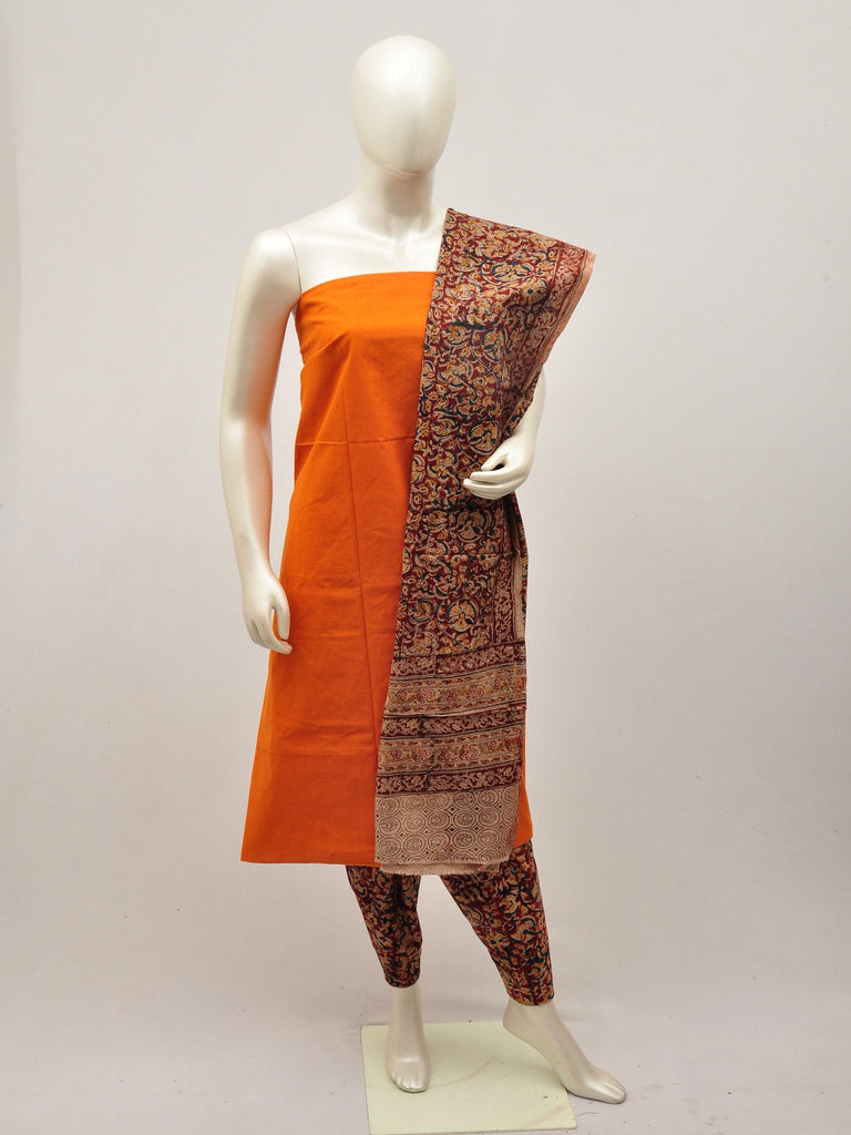 kalamkari dress material [D14000030]