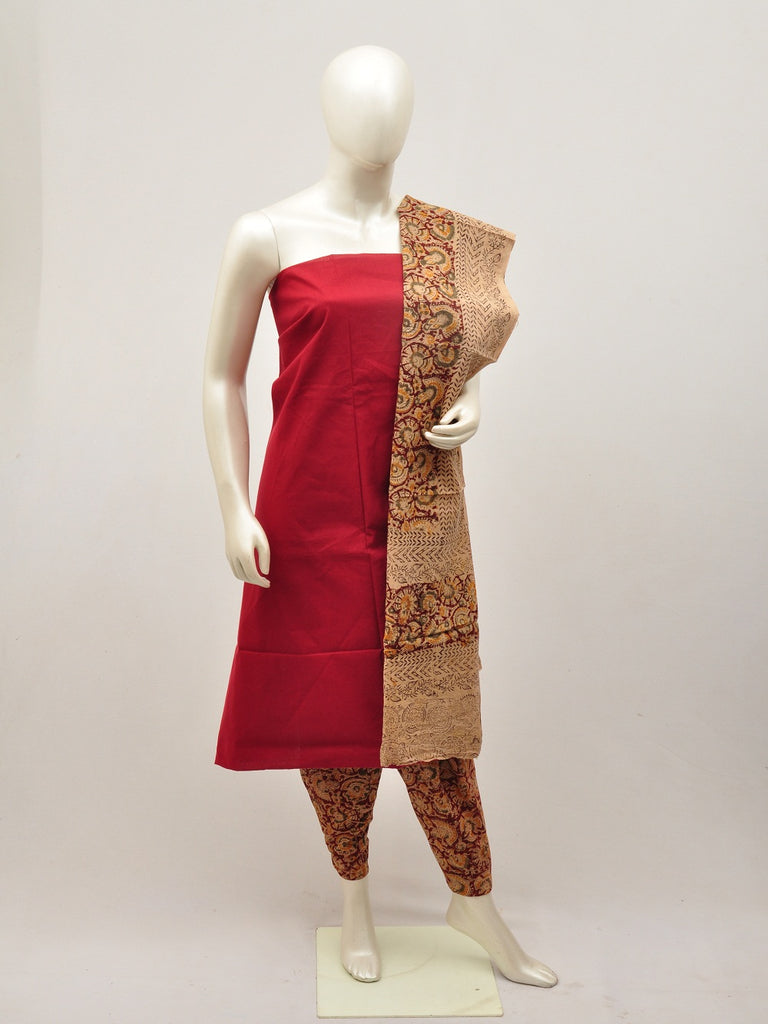 kalamkari dress material [D14000033]