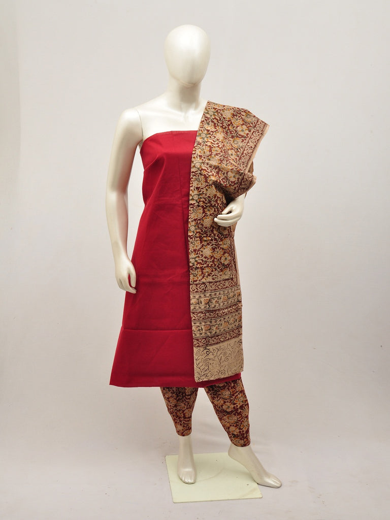 kalamkari dress material [D14000038]