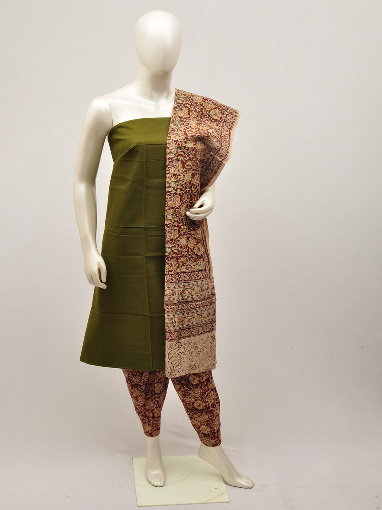 kalamkari dress material [D14000039]