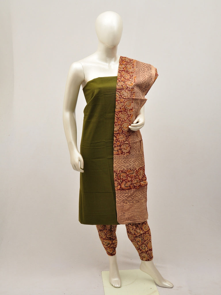 kalamkari dress material [D14000040]