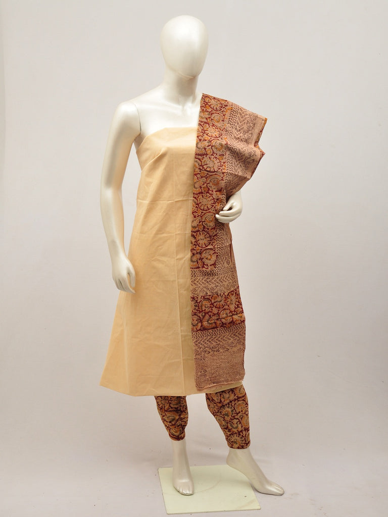 kalamkari dress material [D14000042]