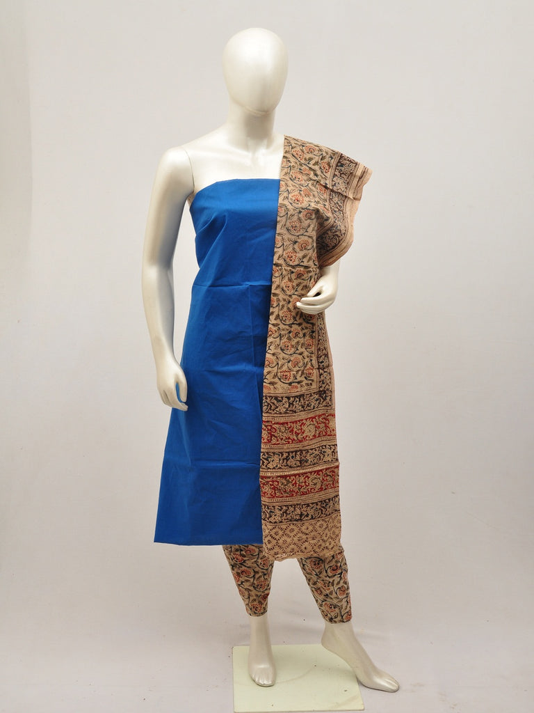 kalamkari dress material [D14000044]