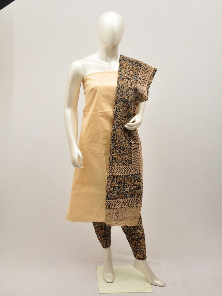kalamkari dress material [D14000048]