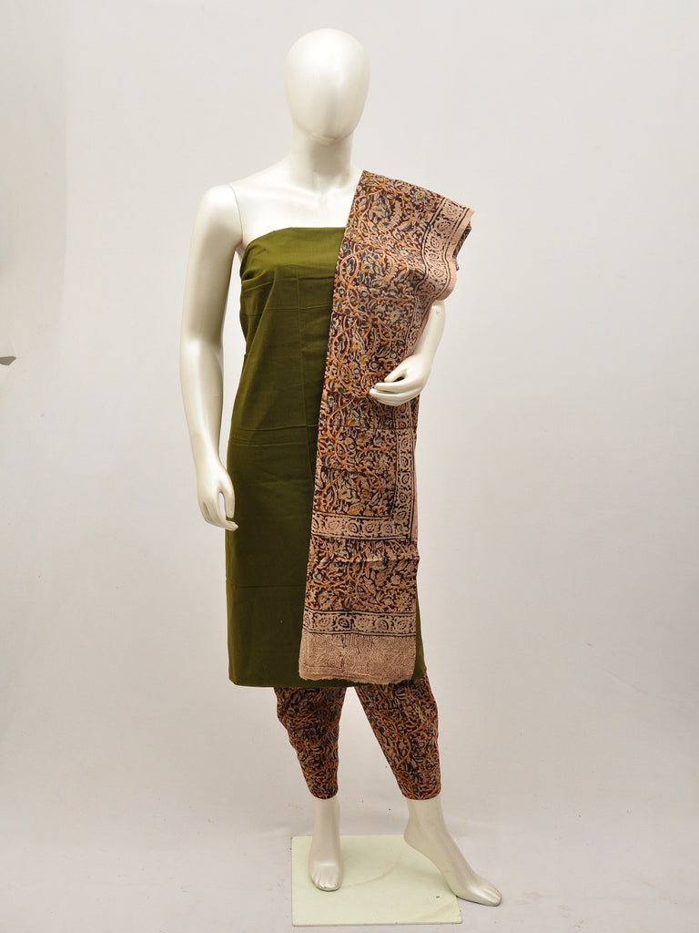 kalamkari dress material [D14000053]