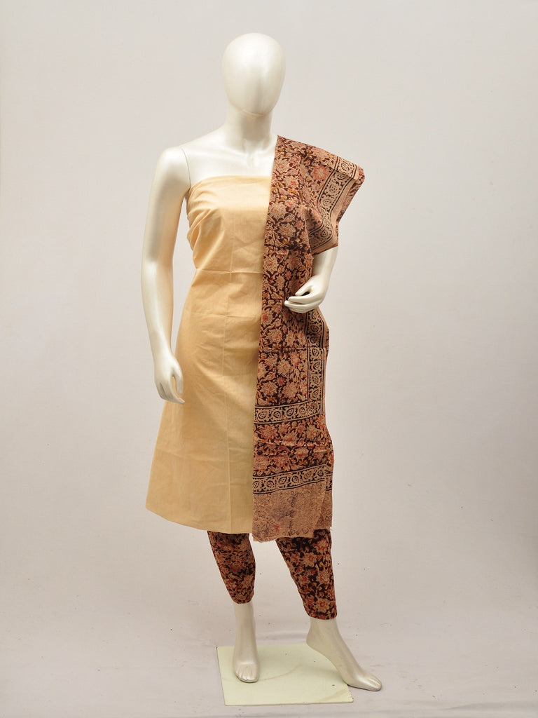 kalamkari dress material [D14000070]