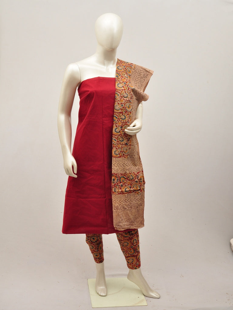 kalamkari dress material [D14000074]