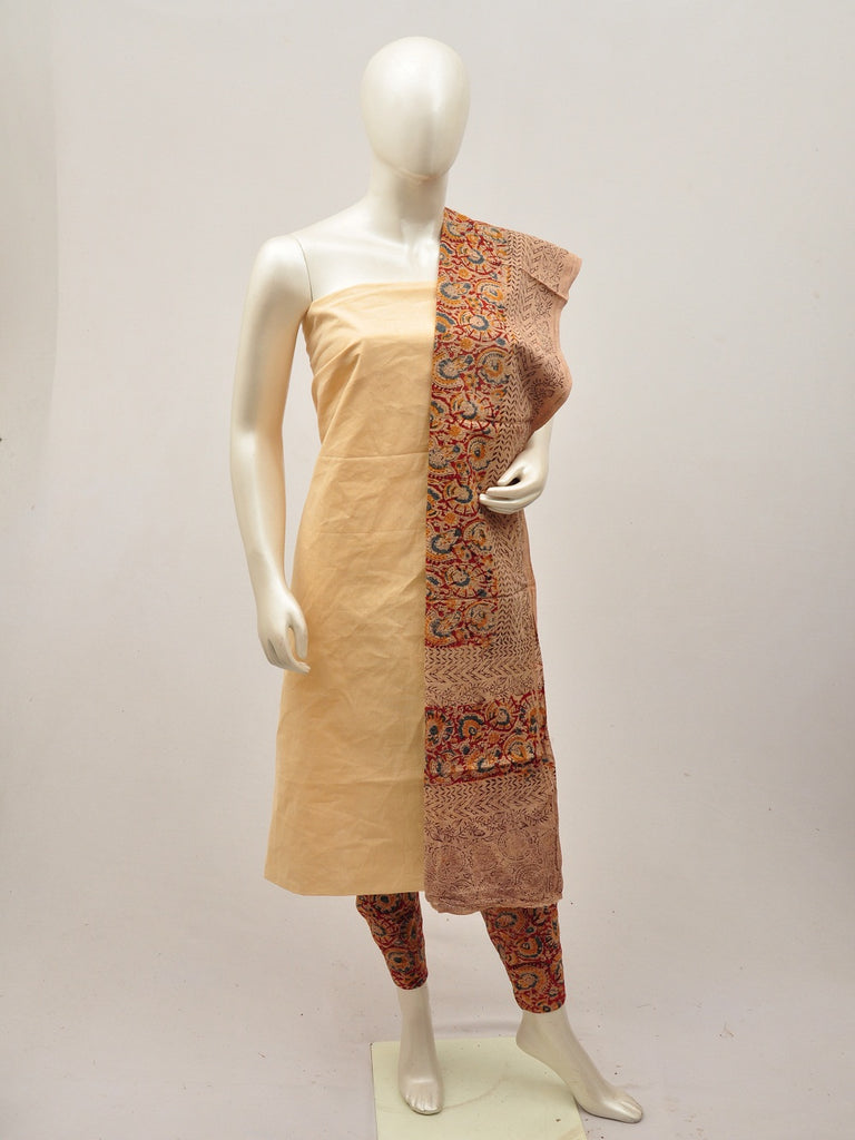 kalamkari dress material [D14000075]