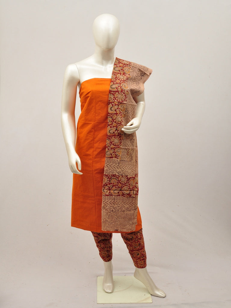kalamkari dress material [D14000091]