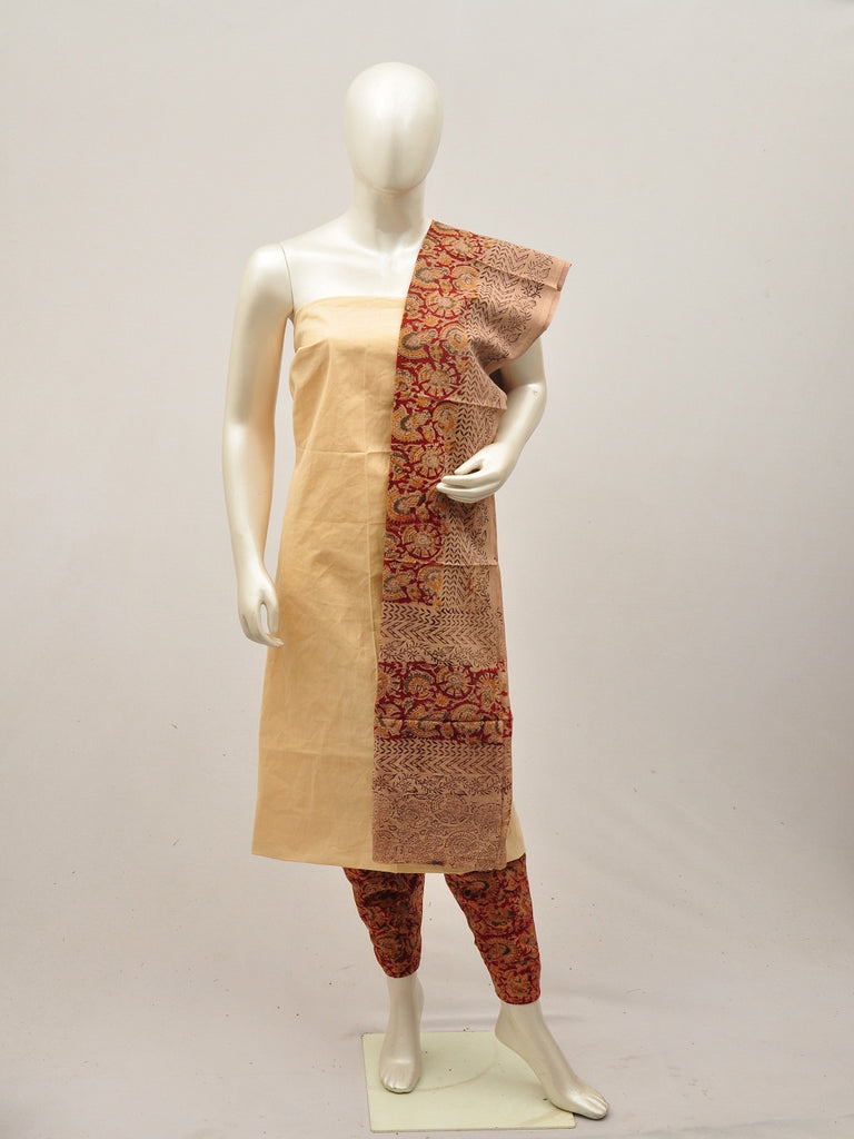 kalamkari dress material [D14000092]