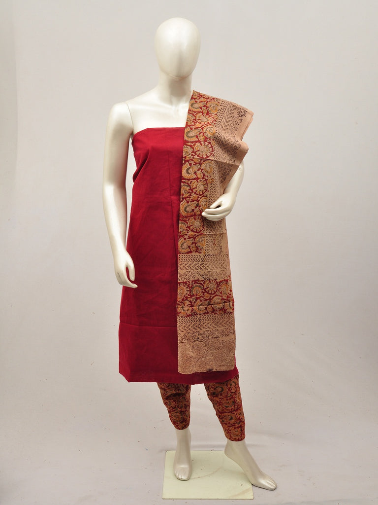 kalamkari dress material [D14000094]