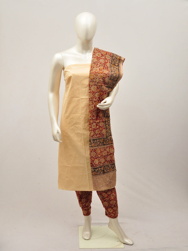 kalamkari dress material [D14000097]