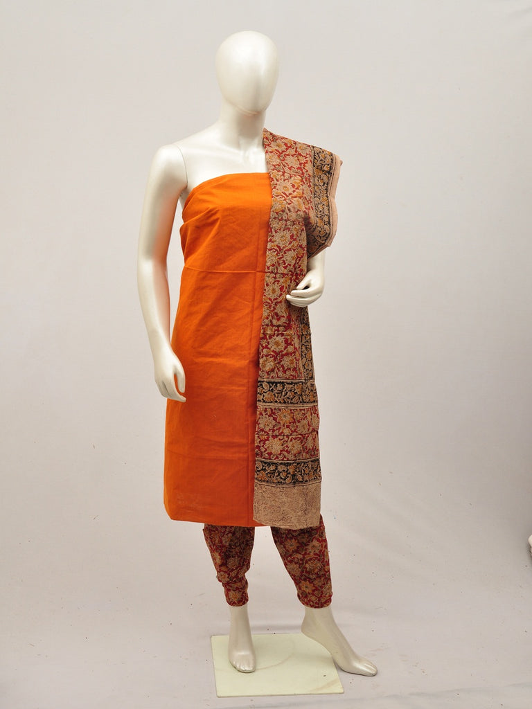 kalamkari dress material [D14000098]