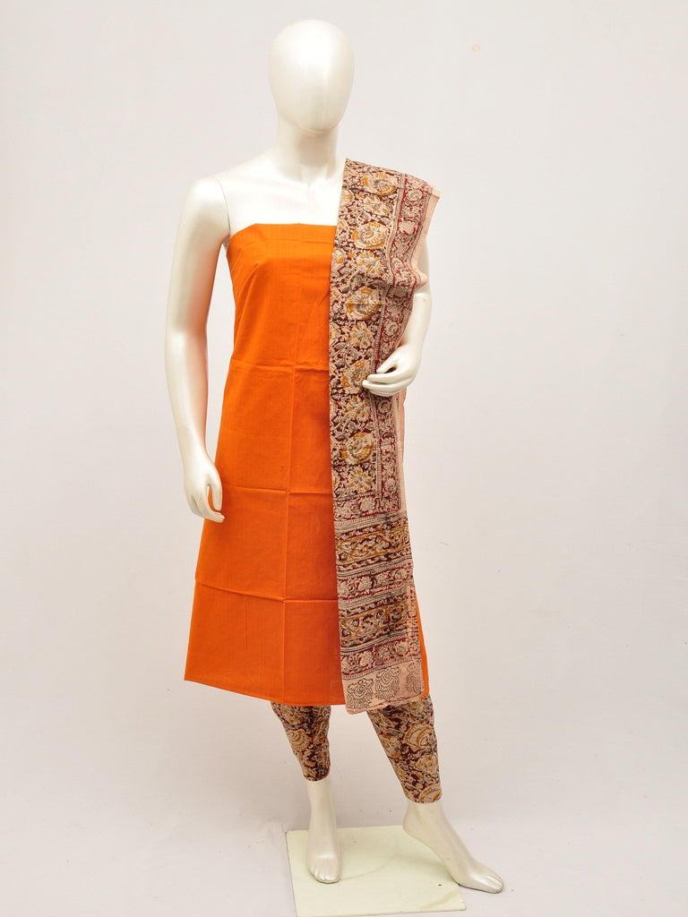 kalamkari dress material [11733989]