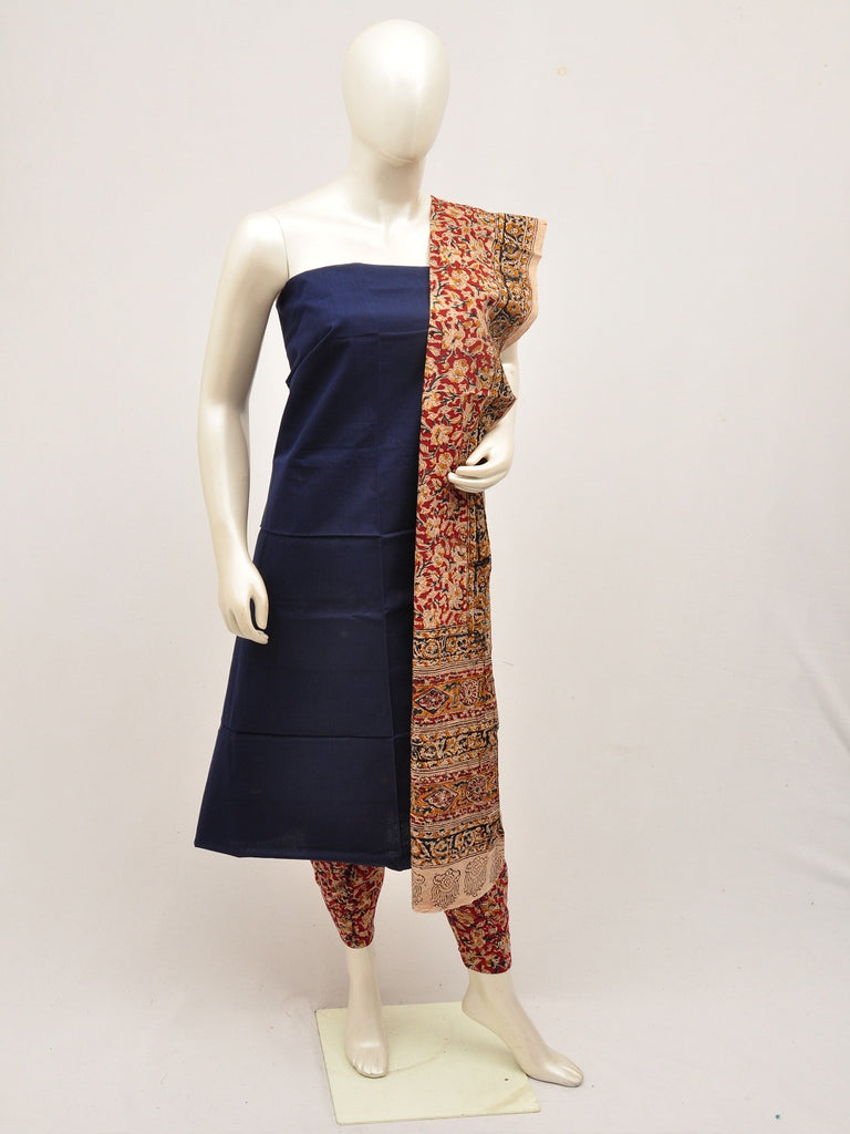 kalamkari dress material [11733994]