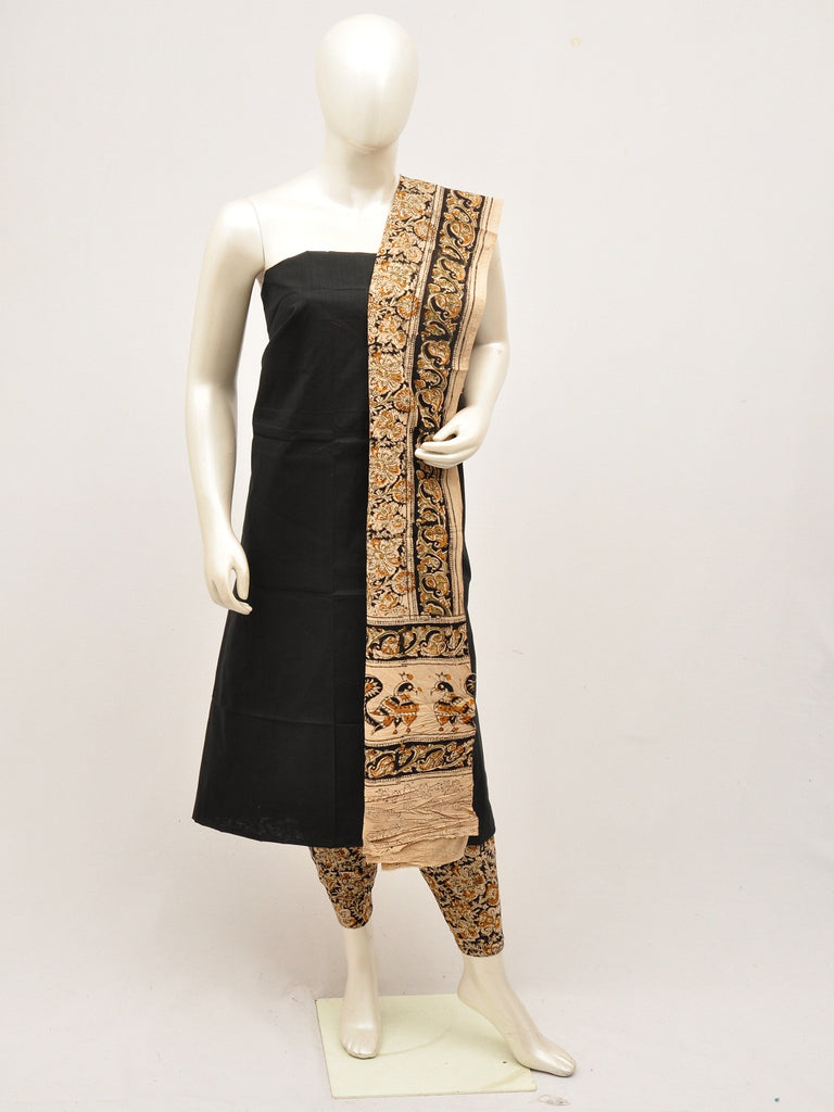 kalamkari dress material [11733998]