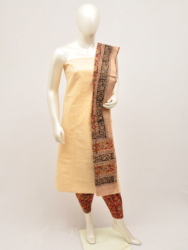 kalamkari dress material [11734011]