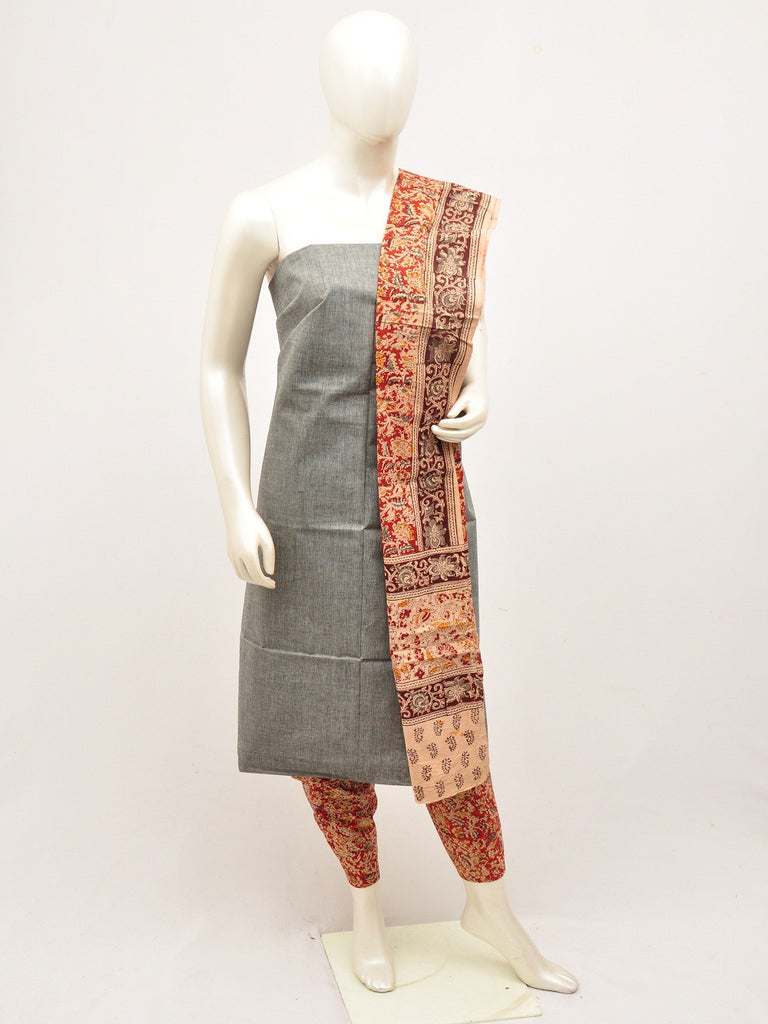 kalamkari dress material [11734015]