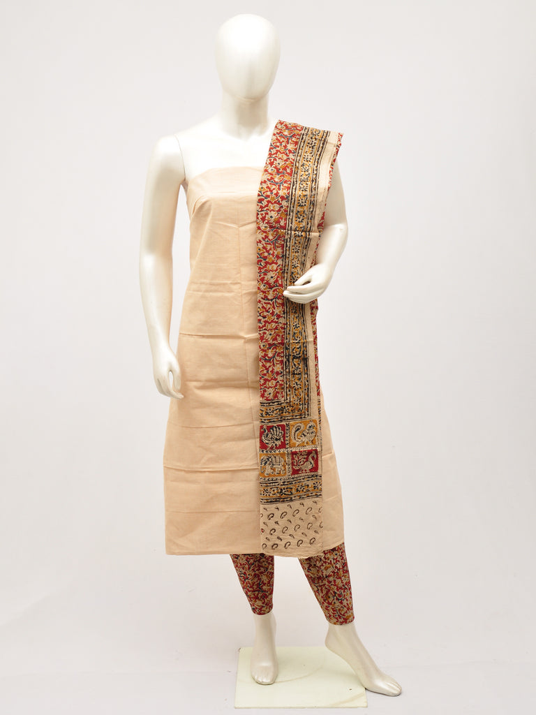 kalamkari dress material [D12233060]