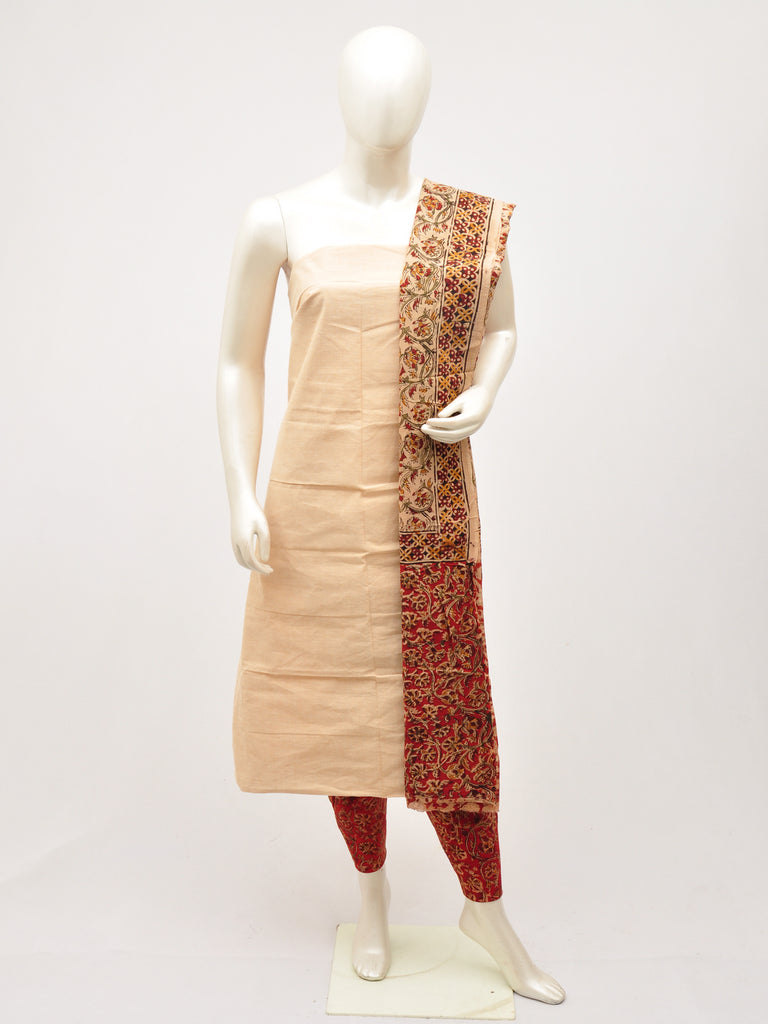kalamkari dress material [D12233066]