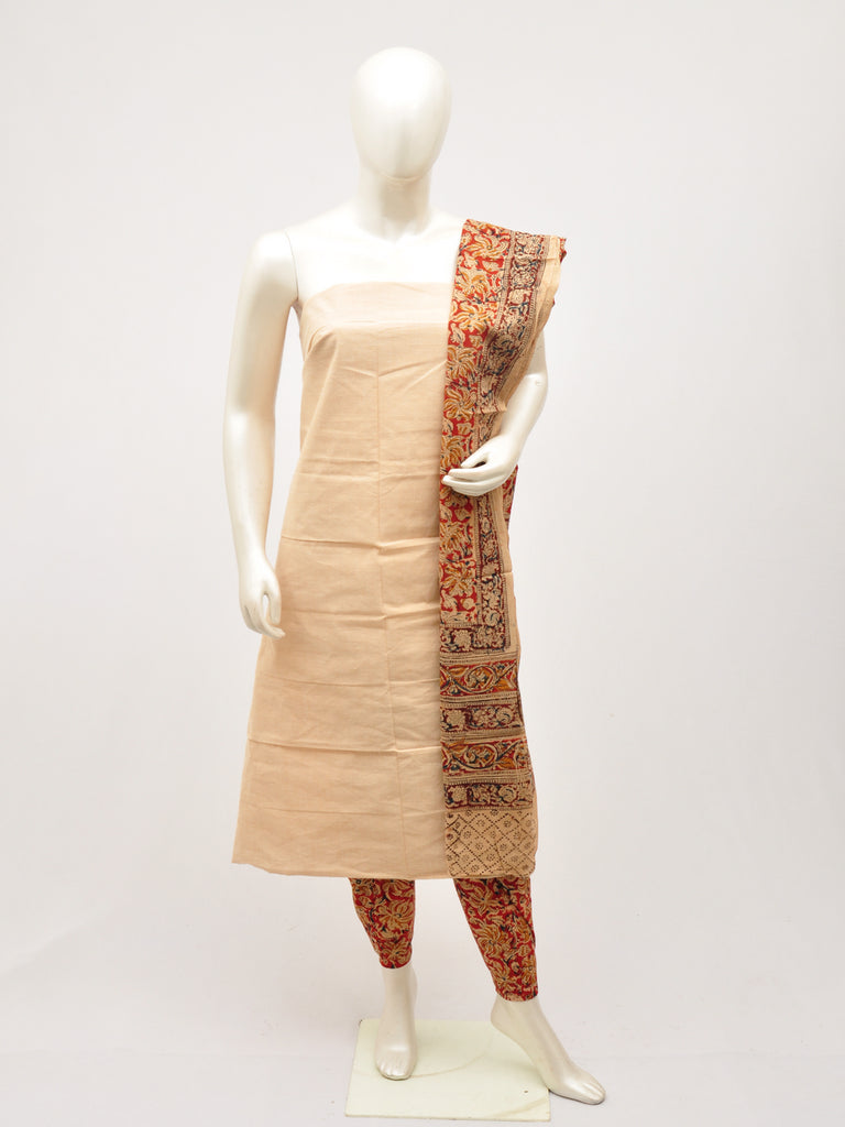 kalamkari dress material [D12233067]