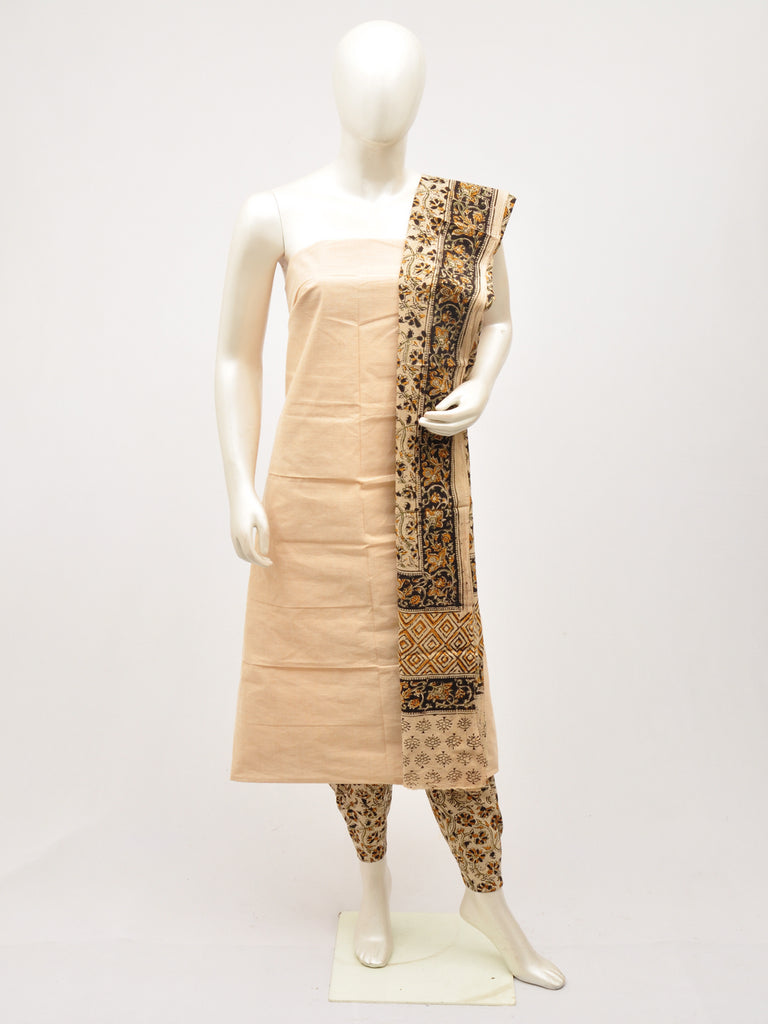 kalamkari dress material [D12233068]
