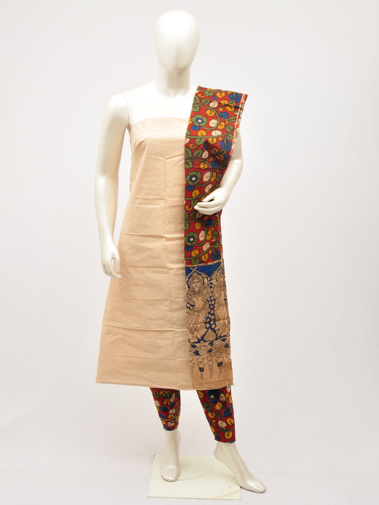 kalamkari dress material [D12233069]