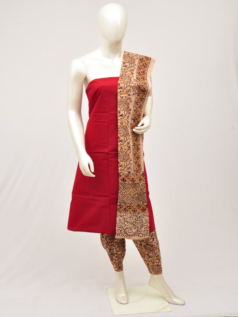 kalamkari dress material [D2003310]