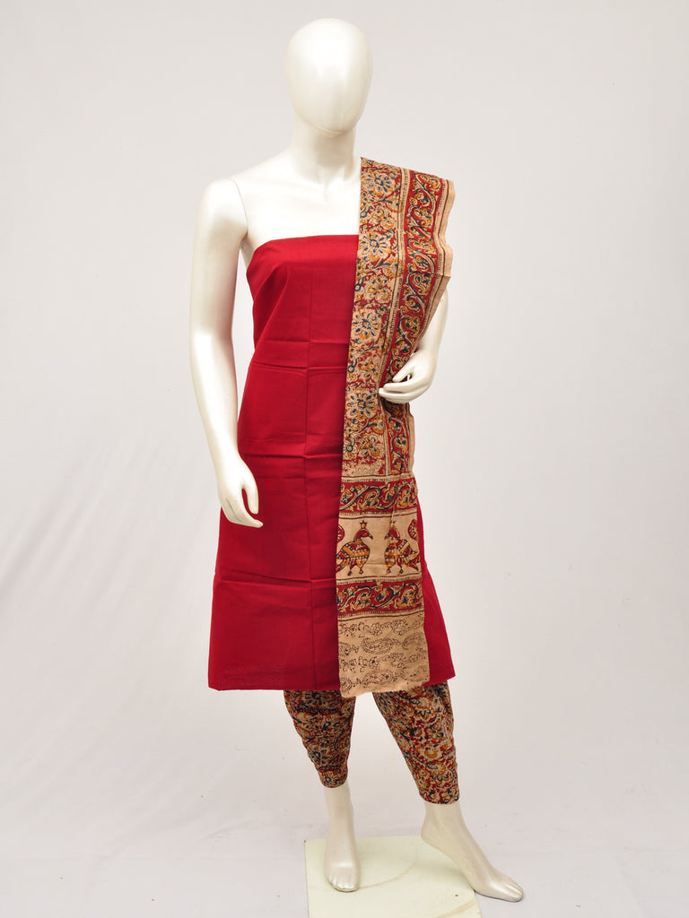 kalamkari dress material [D2003313]