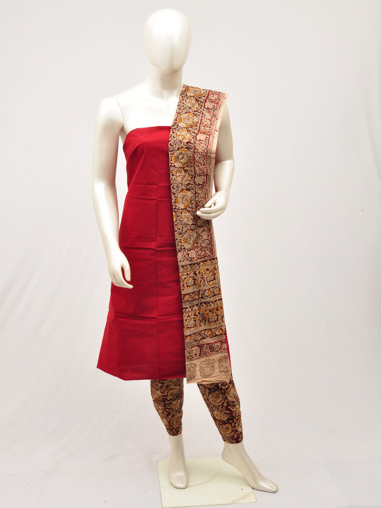 kalamkari dress material [D2003323]