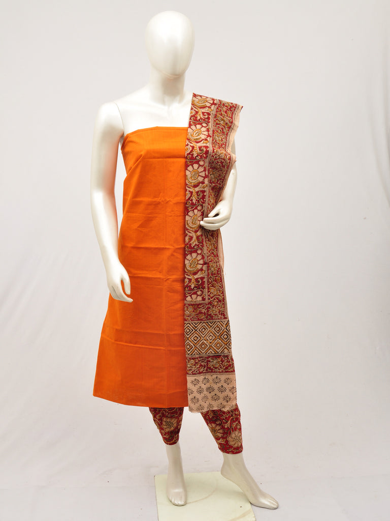 kalamkari dress material [D2003343]