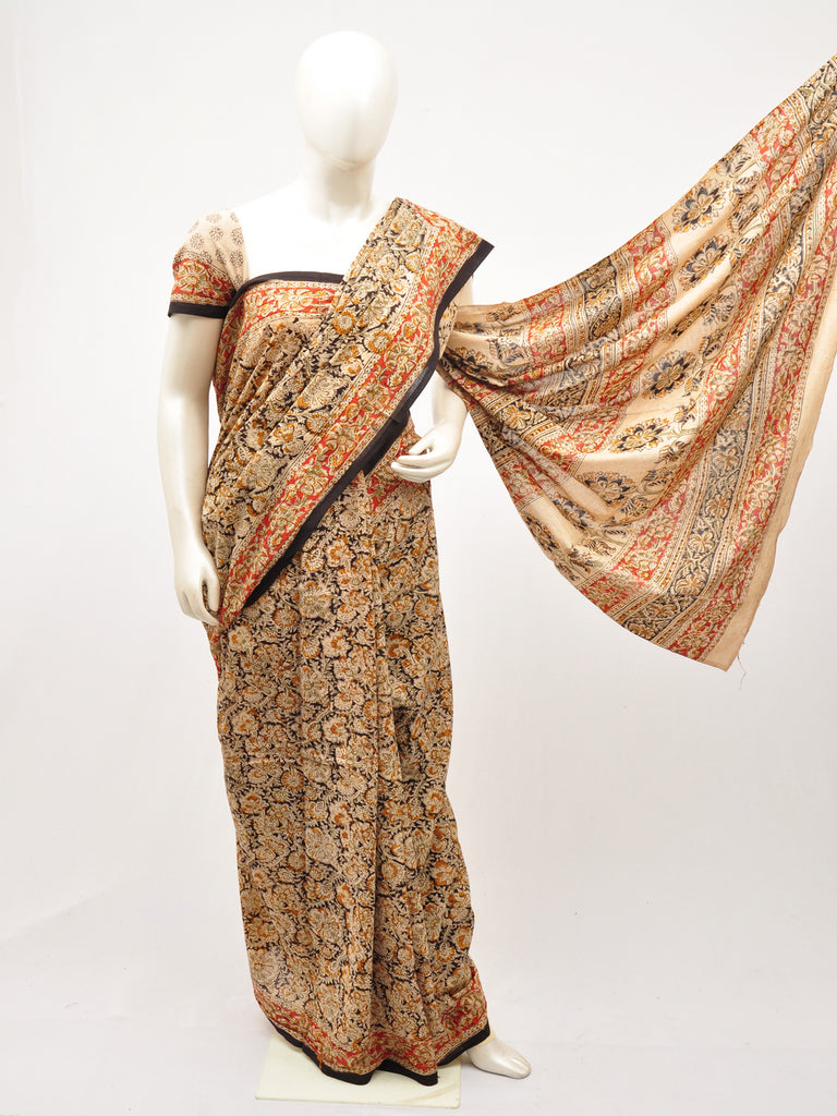 Kalamkari  Cotton Saree [D12333070]