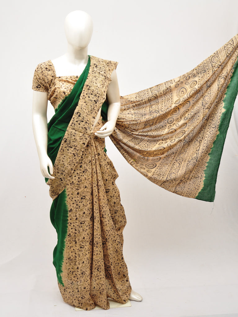 Kalamkari  Cotton Saree [D12333077]
