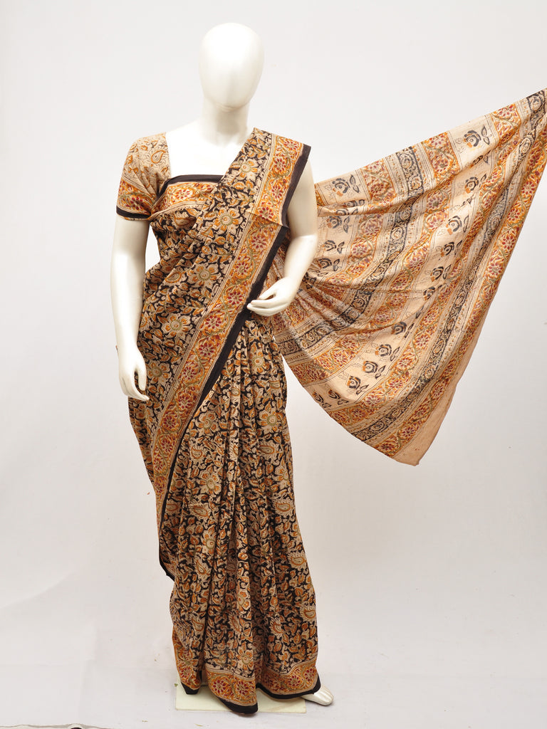 Kalamkari  Cotton Saree [D12333074]