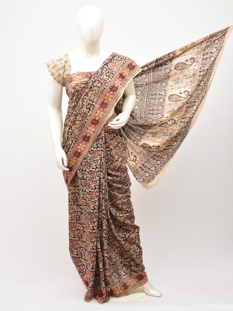 Kalamkari  Cotton Saree [D60527051]