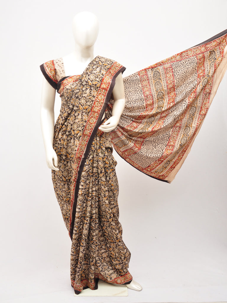 Kalamkari  Cotton Saree [D60527064]