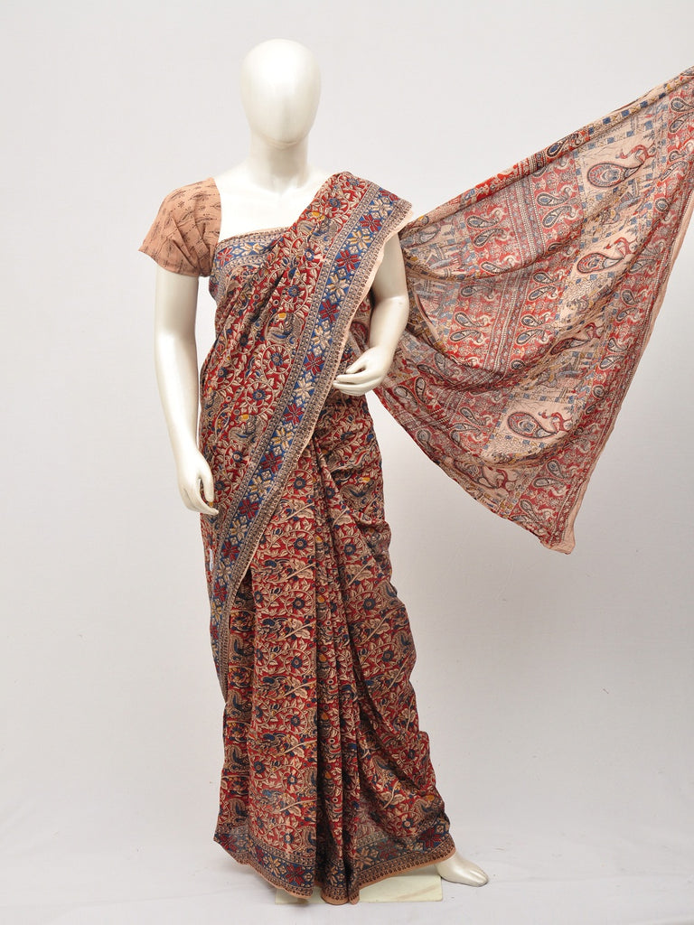 Kalamkari  Cotton Saree  [D60527090]