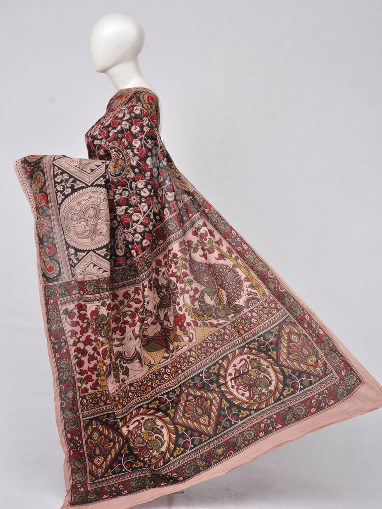 Kalamkari  Cotton Sarees  [D70228030]