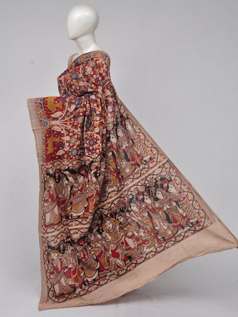 Kalamkari  Cotton Sarees  [D70322005]