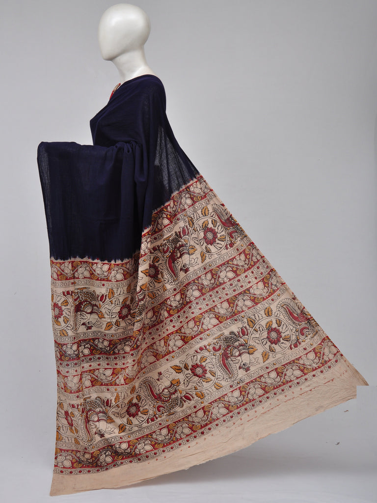 Kalamkari  Cotton Saree  [D70403001]