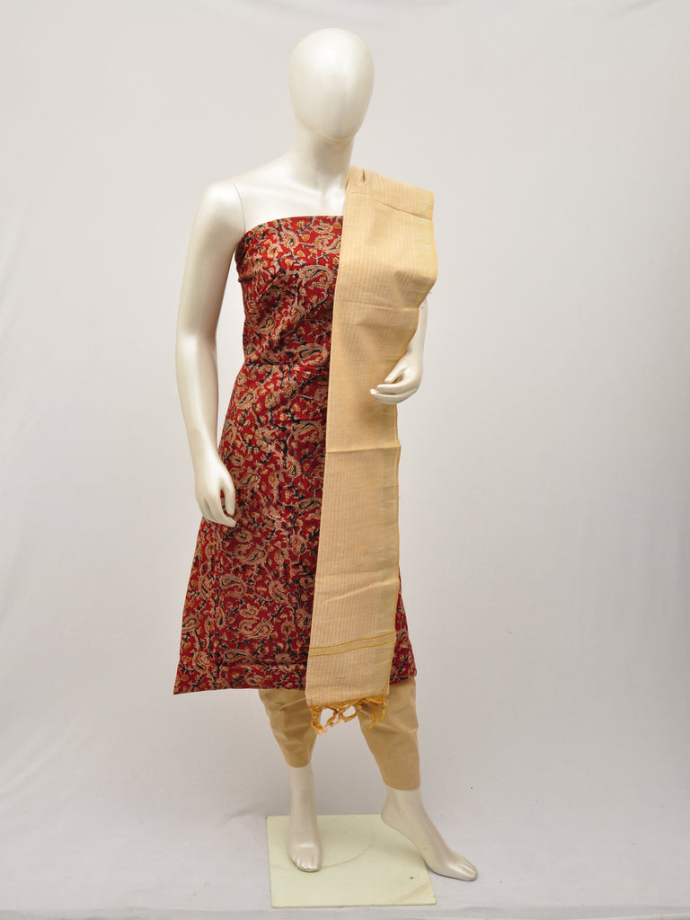 Kalamkari Dress Material [D11432793]